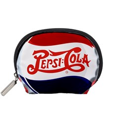 Pepsi Cola Accessory Pouches (small)  by Onesevenart