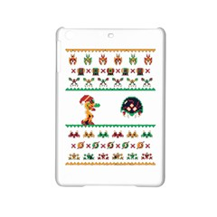 We Wish You A Metroid Christmas Ugly Holiday Christmas Ipad Mini 2 Hardshell Cases by Onesevenart