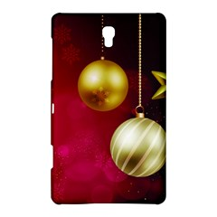 Lamp Star Merry Christmas Samsung Galaxy Tab S (8 4 ) Hardshell Case  by AnjaniArt