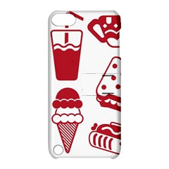 Mad Ice Ernies Tea Bred Apple Ipod Touch 5 Hardshell Case With Stand by AnjaniArt