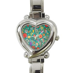 Ornaments Homemade Christmas Ornament Crafts Heart Italian Charm Watch by AnjaniArt