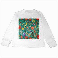 Ornaments Homemade Christmas Ornament Crafts Kids Long Sleeve T Shirts by AnjaniArt