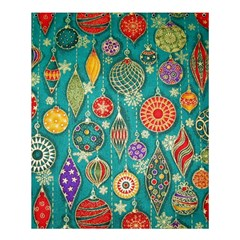 Ornaments Homemade Christmas Ornament Crafts Shower Curtain 60  X 72  (medium)  by AnjaniArt