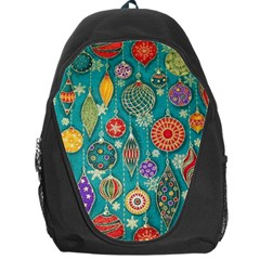 Ornaments Homemade Christmas Ornament Crafts Backpack Bag by AnjaniArt