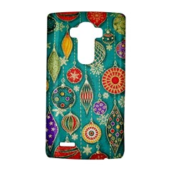 Ornaments Homemade Christmas Ornament Crafts Lg G4 Hardshell Case by AnjaniArt
