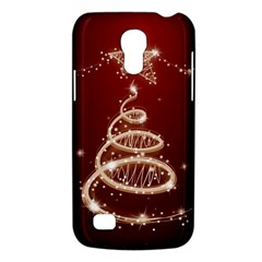 Shiny Christmas Tree Galaxy S4 Mini by AnjaniArt