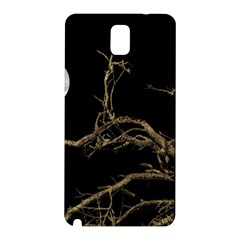 Nature Dark Scene Samsung Galaxy Note 3 N9005 Hardshell Back Case by dflcprints