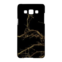 Nature Dark Scene Samsung Galaxy A5 Hardshell Case  by dflcprints