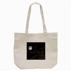 Nature Dark Scene Tote Bag (cream) by dflcprints