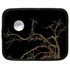 Nature Dark Scene Netbook Case (xxl)  by dflcprints