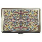Multicolor Abstract Cigarette Money Cases