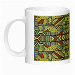 Multicolor Abstract Night Luminous Mugs