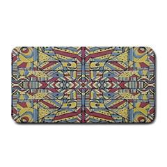 Multicolor Abstract Medium Bar Mats