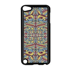 Multicolor Abstract Apple Ipod Touch 5 Case (black)