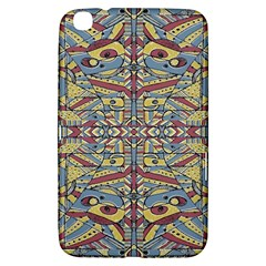 Multicolor Abstract Samsung Galaxy Tab 3 (8 ) T3100 Hardshell Case  by dflcprintsclothing