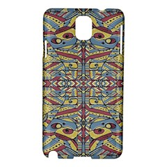 Multicolor Abstract Samsung Galaxy Note 3 N9005 Hardshell Case by dflcprintsclothing