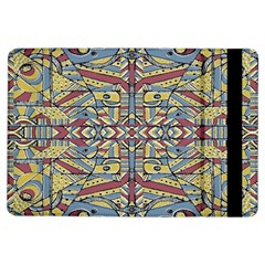 Multicolor Abstract Ipad Air Flip by dflcprintsclothing
