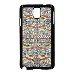 Multicolor Abstract Samsung Galaxy Note 3 Neo Hardshell Case (black) by dflcprintsclothing