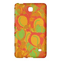 Orange Garden Samsung Galaxy Tab 4 (8 ) Hardshell Case  by Valentinaart