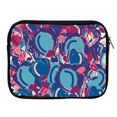 Blue Garden Apple Ipad 2/3/4 Zipper Cases by Valentinaart