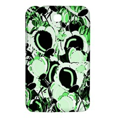 Green Abstract Garden Samsung Galaxy Tab 3 (7 ) P3200 Hardshell Case  by Valentinaart