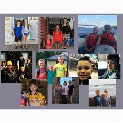 Barton Calendar 2017 By Jason   Wall Calendar 11  X 8 5  (12 Months)   80niawmnl401   Www Artscow Com Month