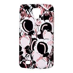 Pink Abstract Garden Galaxy S4 Active by Valentinaart