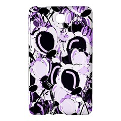 Purple Abstract Garden Samsung Galaxy Tab 4 (7 ) Hardshell Case  by Valentinaart