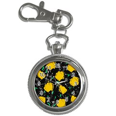 Yellow Roses 2 Key Chain Watches by Valentinaart