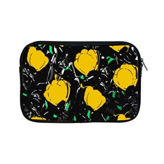 Yellow Roses 2 Apple Ipad Mini Zipper Cases by Valentinaart
