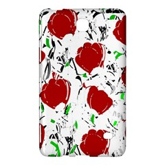 Red Roses 2 Samsung Galaxy Tab 4 (8 ) Hardshell Case  by Valentinaart