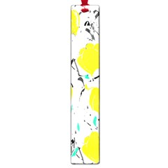 Yellow Roses 2 Large Book Marks by Valentinaart