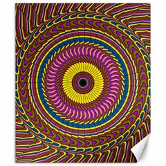 Ornament Mandala Canvas 20  X 24   by designworld65