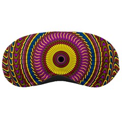 Ornament Mandala Sleeping Masks by designworld65