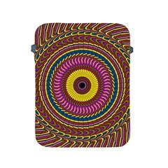 Ornament Mandala Apple Ipad 2/3/4 Protective Soft Cases by designworld65