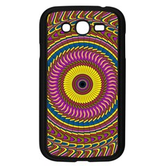 Ornament Mandala Samsung Galaxy Grand Duos I9082 Case (black) by designworld65