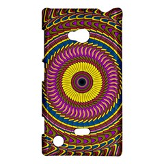 Ornament Mandala Nokia Lumia 720 by designworld65