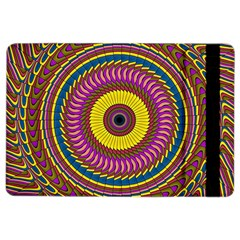 Ornament Mandala Ipad Air 2 Flip by designworld65