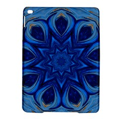 Blue Blossom Mandala Ipad Air 2 Hardshell Cases by designworld65