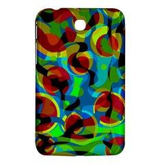 Colorful Smoothie  Samsung Galaxy Tab 3 (7 ) P3200 Hardshell Case  by Valentinaart