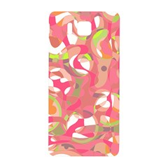 Pink Smoothie  Samsung Galaxy Alpha Hardshell Back Case by Valentinaart