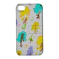 Spots                                                                                                      			apple Iphone 4/4s Hardshell Case With Stand by LalyLauraFLM