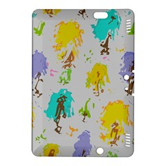 Spots                                                                                                      			kindle Fire Hdx 8 9  Hardshell Case by LalyLauraFLM