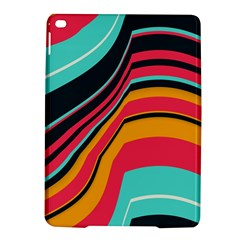 Bent Waves                                                                                                       			apple Ipad Air 2 Hardshell Case by LalyLauraFLM