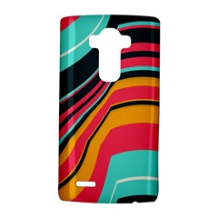 Bent Waves                                                                                                       			lg G4 Hardshell Case by LalyLauraFLM