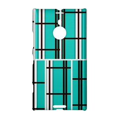 Black And White Stripes                                                                                                         			nokia Lumia 1520 Hardshell Case by LalyLauraFLM