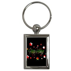 Happy Holidays 2  Key Chains (rectangle)  by Valentinaart