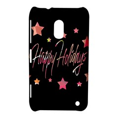 Happy Holidays 3 Nokia Lumia 620 by Valentinaart