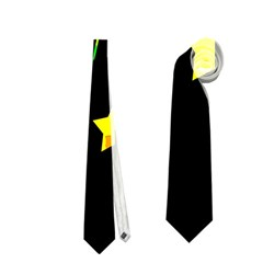 Happy Holidays 4 Neckties (two Side)  by Valentinaart