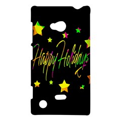 Happy Holidays 4 Nokia Lumia 720 by Valentinaart